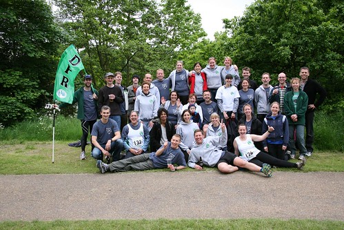 Green Belt relay 2012 day 2 by ultraBobban