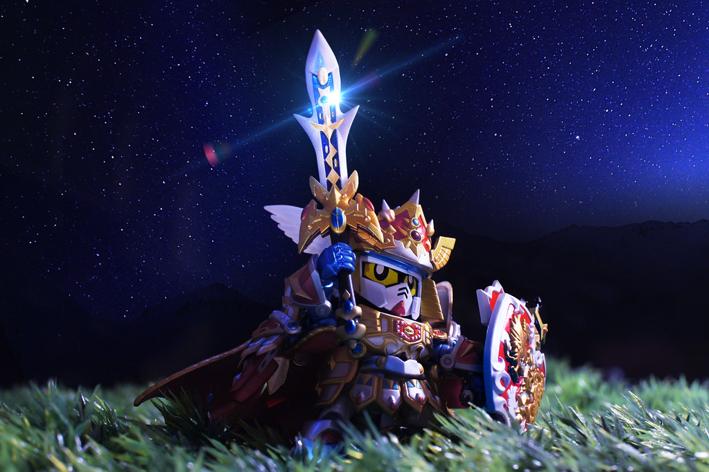 SDX King Gundam II