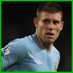Pictures of James Milner