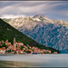 Perast - Late Afternoon Light Over Old Town