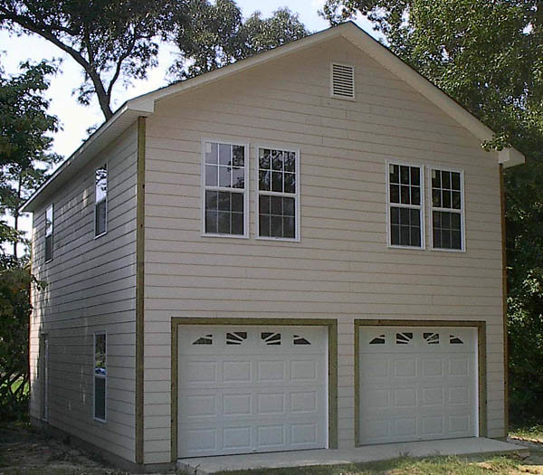 24x36 2 Car 2 Story Garage: Flickr - Photo Sharing