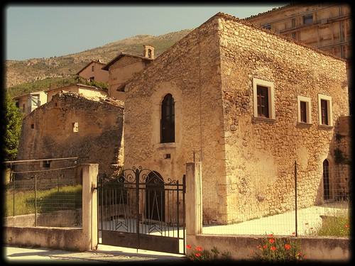 Abruzzo: San Lorenzo di Beffi