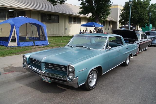 Old Classic Cars >> 64 Pontiac Parisienne | Minnesota Street Rod Association &qu… | Flickr - Photo Sharing!