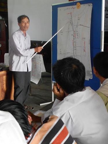 Quang Ninh Commune Disaster Planning