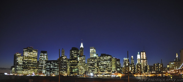 NYC in the Blue Hour