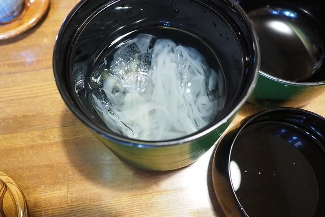 三年坂/二年坂 鍵善良房 黑糖葛粉
