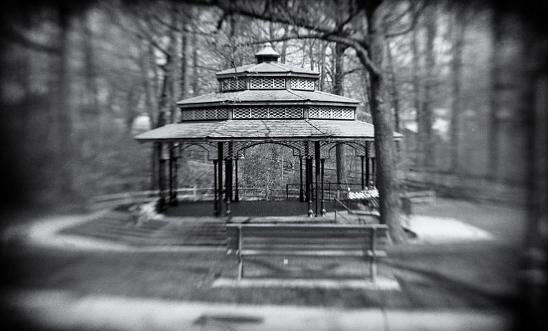 Gazebo, Toronto Beaches