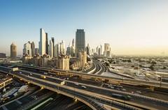Waking up in Dubai