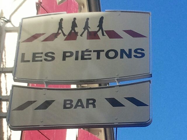 café Les Pietons