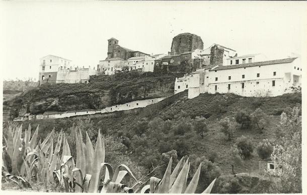 Vista de Las Calcetas y la Villa desde las Cabrerizas. Foto: ANTONIO SÁNCHEZ <a href=