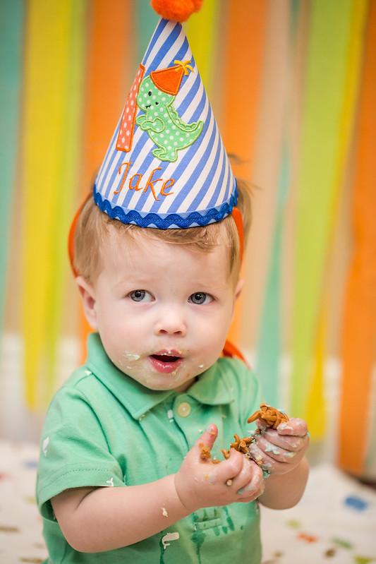 Austin Cake Smash First Birthday-0021