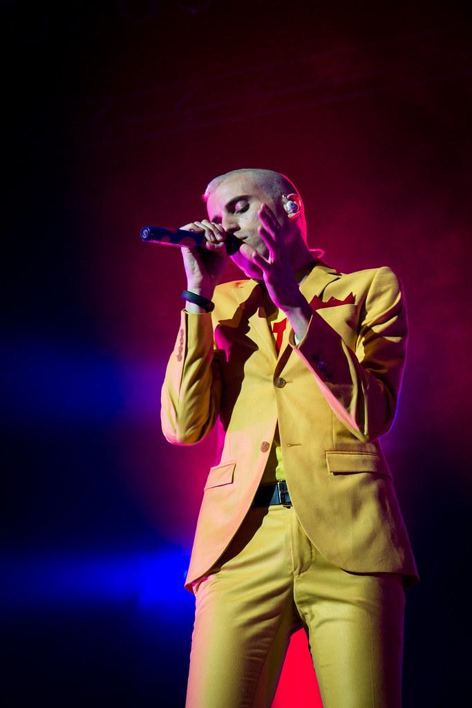 Neon Trees' Lead Singer, Tyler Glenn