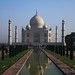 The Taj Mahal, Iconic View