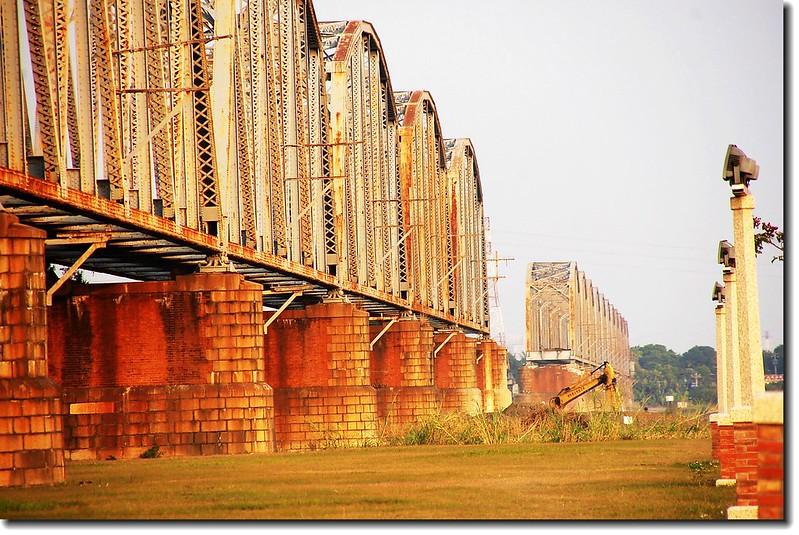高屏舊鐵橋 1