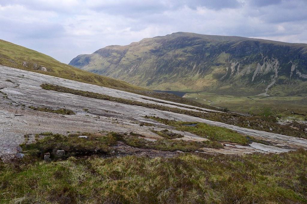 End of Loch an Nid