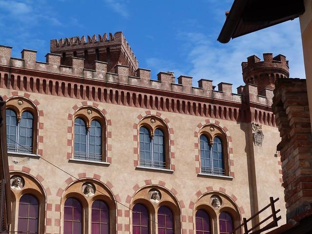Castillo de Barolo (Las Langas, Italia)