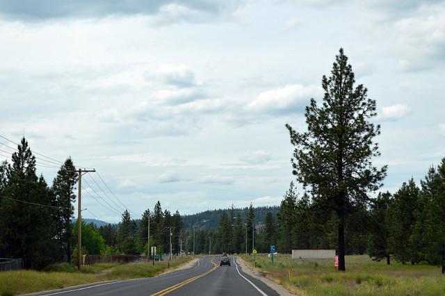 SR 291 in Suncrest