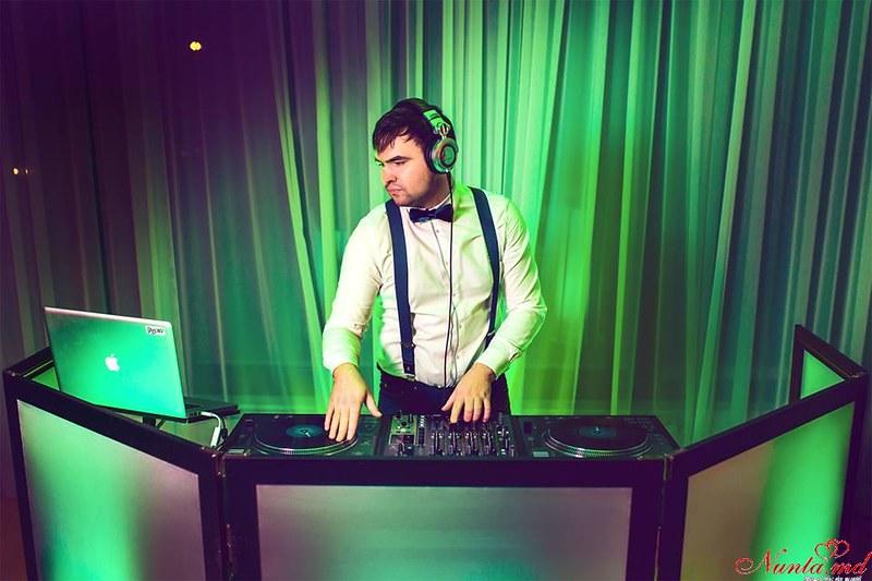 DJ JARCOV: Пусть ваш праздник звучит!