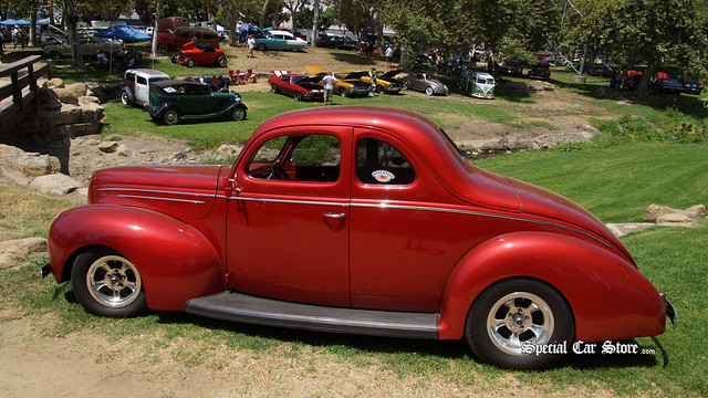 Road Kings Charity Car Show at Johnny Carson Park