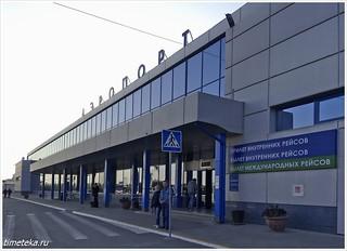 Омск. Аэропорт