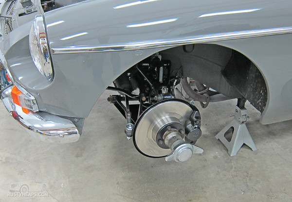 Rebuilding Suspension On Kawasaki Kdx