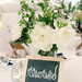 Paper&Velvet Styling: Elegant Backyard Themed Wedding Reception