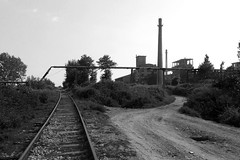 Elbasan (Albania) - Industry and Rail