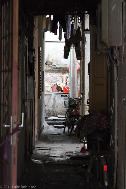 Hanoi Alleyway