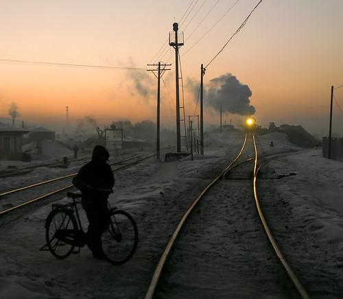 snow railway steam nostalgia 1231 sy jixi didao gordonedgar didaohebeiwashery jiximiningbureau