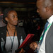 Kenya Government 'Open Data Web Portal' launch: ILRI's Brenda Wandera and Andrew Mude
