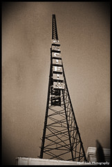 Pacific Theater Radio Tower