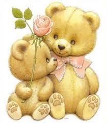 osos con flor 2