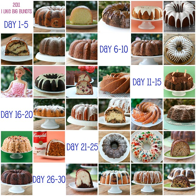 I Like Big Bundts 3 2011 Collage