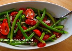 Spring Green Bean Salad