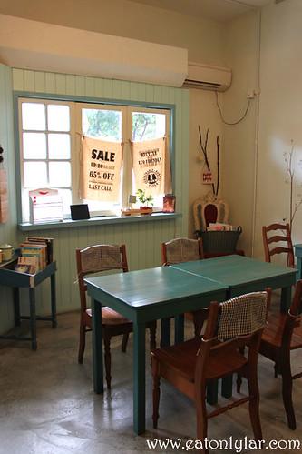 Interior, Poco Homemade, Café & Atelier