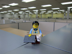 LEGO Collectible Minifigures Series 7 : Computer Programmer