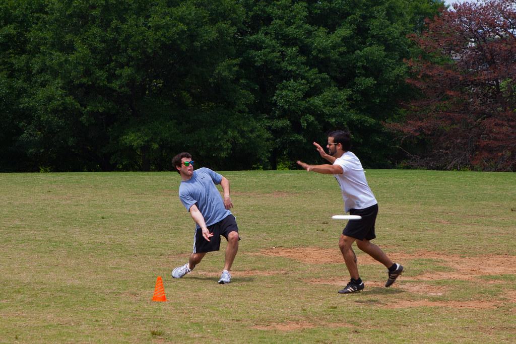 UGA Terry  - Ultimate Frisbee