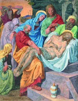 Jesús en el <a href=