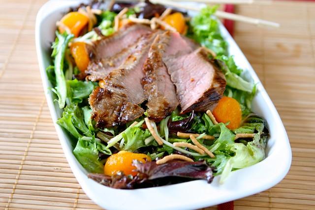 Asian Beef Salad 002
