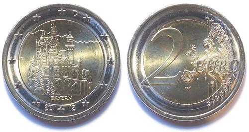 2 Euros de Baviera 2012