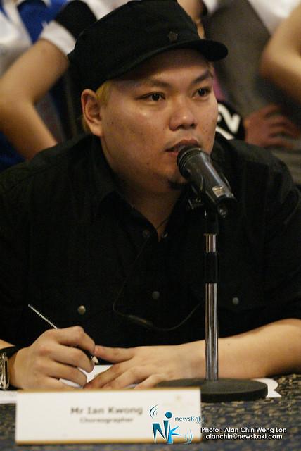 Mr. Ian Kwong , Choreographer