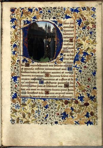 016-Book of Hours -GKS 1610 4º-Det Kongelige Bibliotek