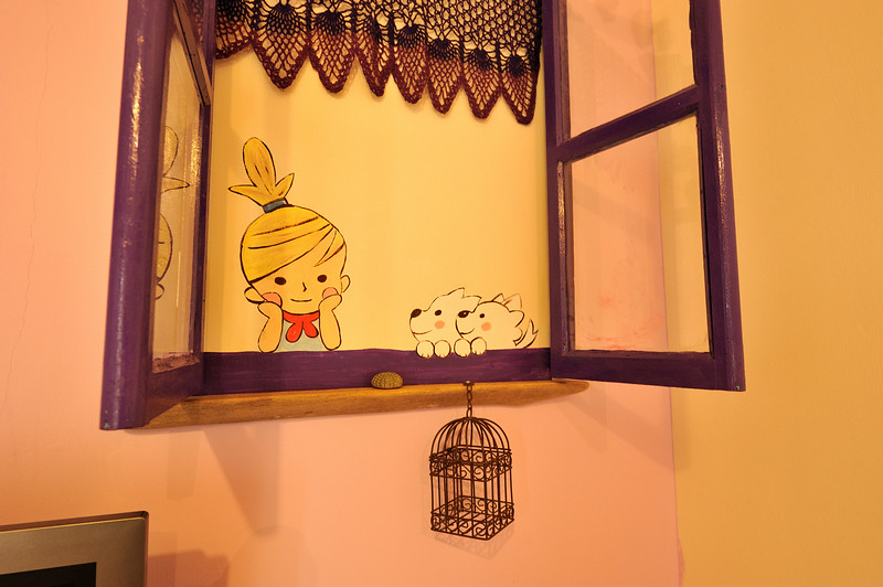 2012幸福工廠二館-紫色花海雙人房_10