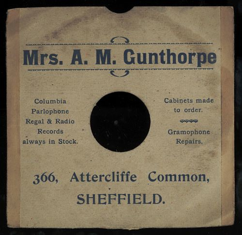 Gunthorpe A.M. 8\