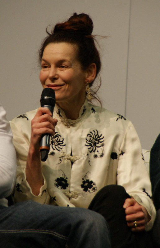 Alice Krige at the Greatest Show in the Galaxy