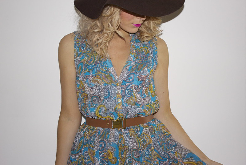 paisley outfit
