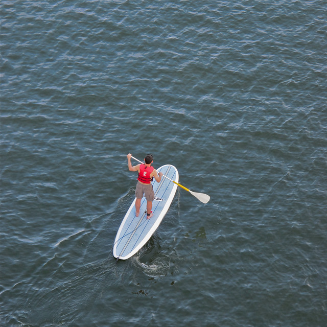 Potomac Paddler by Mondmann on Flickr