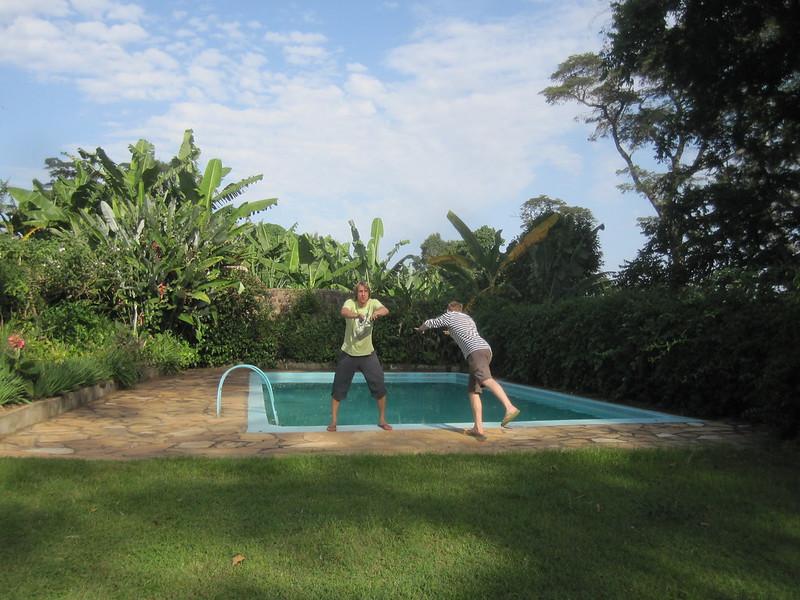 Pool Dudes Tanzania AFrica