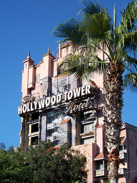 Hollywood Tower of Terror