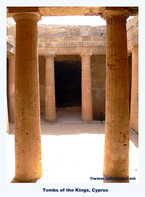 Tombs of the Kings, Paphos2